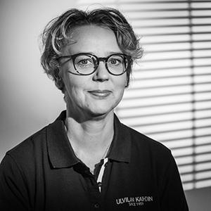 Johanna Virtanen (opintovapaalla)